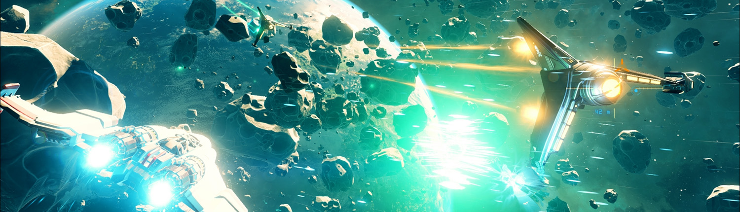 Everspace Roguelike Space Shooter Dogfight